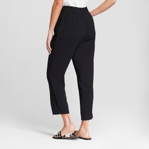 1f3e9a350b6 a new day Pants - Women s Crepe Paperbag Jogger Pants- A New Day